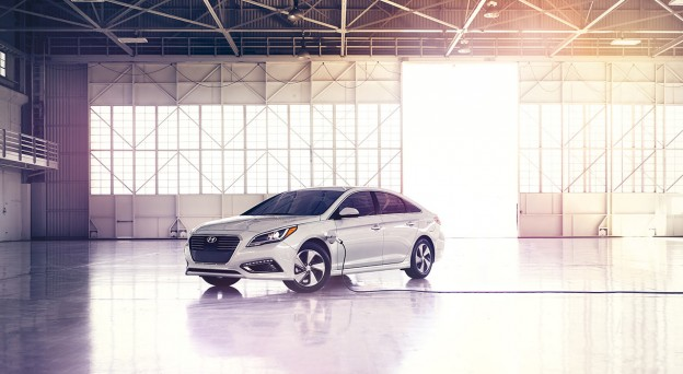 2016 Hyundai Sonata Plug-in Hybrid Electric Vehicle PHEV